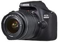 reflex aps-c Canon eos 4000D